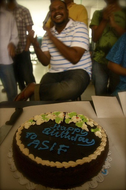 Happy Birthday Bari Cake