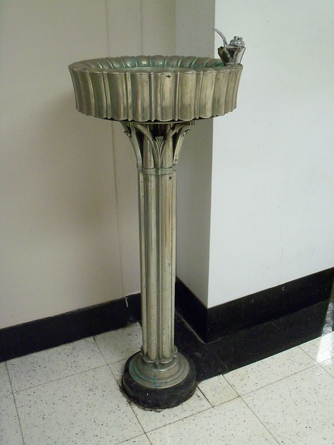 Water fountain, Kaufmann's