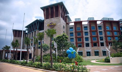 Hard Rock Hotel, Sentosa Island, Singapore