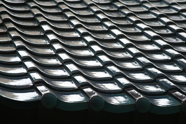 plastic roofing material polymer color