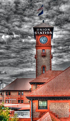 Union Station HDR