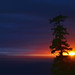 Puget Sound Sunset by janruss