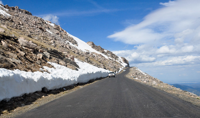 Motoring the Mount Evans Scenic Byway | Flickr - Photo ...