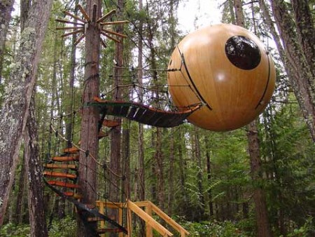World's Best Tree Houses - a gallery on Flickr