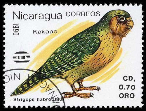 Postage Stamps Food