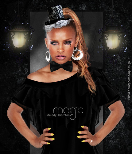 Melody Thornton - Magic