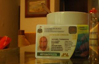 Licencia de Manejo