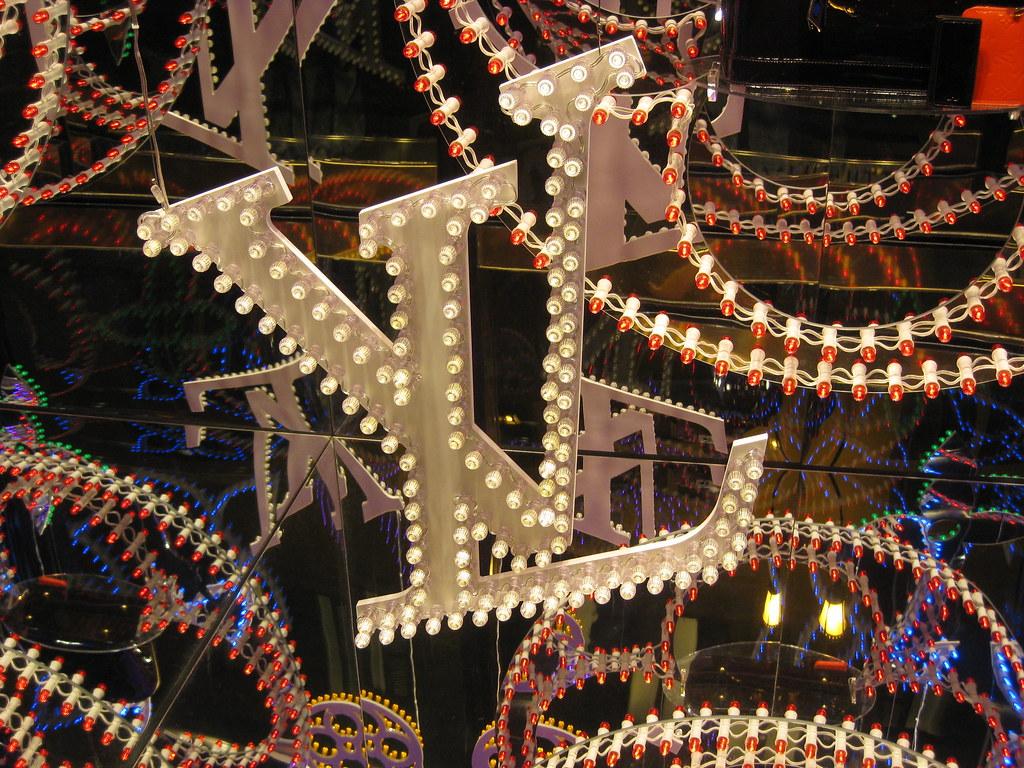 LV christmas decoration