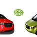Reva NXR rød + grønn