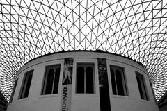 British Museum B&W