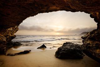 Sedgefield Sea Cave