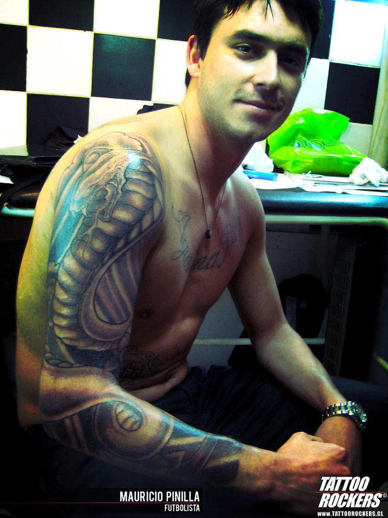 Sampaoli Tattoos
