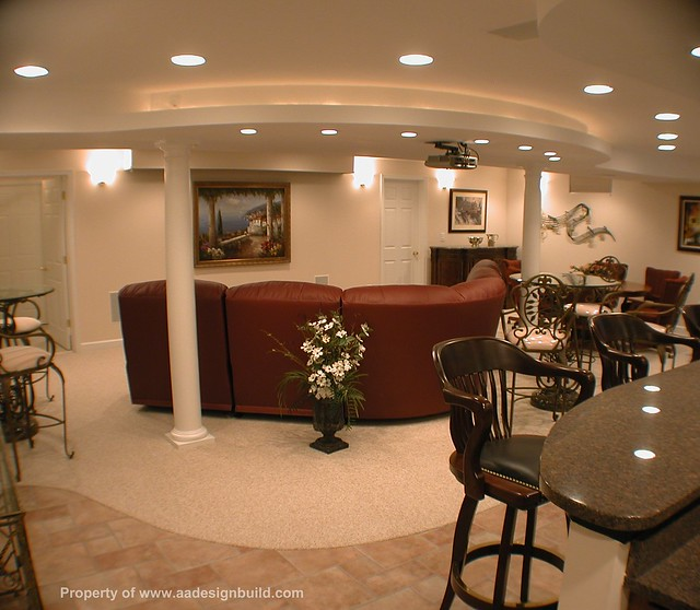 Finished Basement Ideas: Flickriver: Photoset 'Finished Basement, Home Theater, Wet