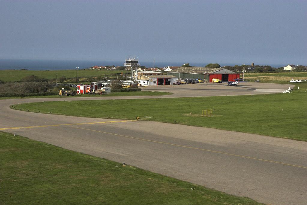 Alderney Airport