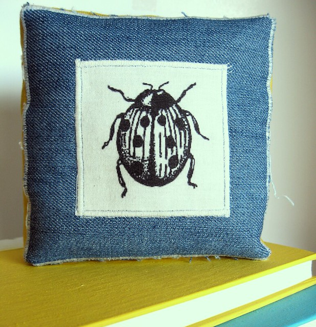 Ladybug Custom Printed Modern Country Home Decor | Flickr - Photo ...