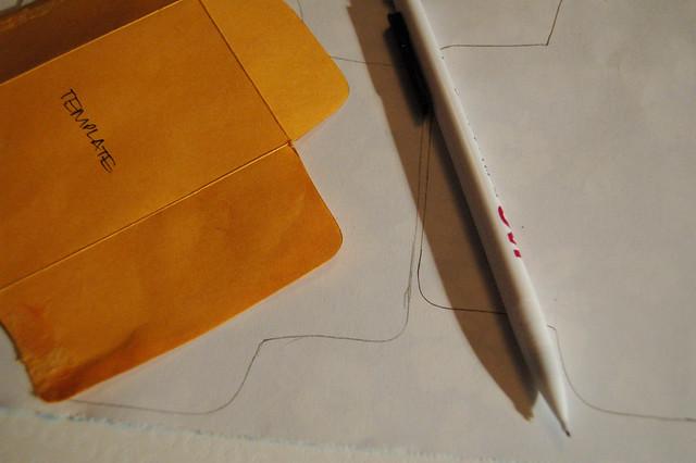 Small library pocket idea by iHanna (Photo Hanna Andersson