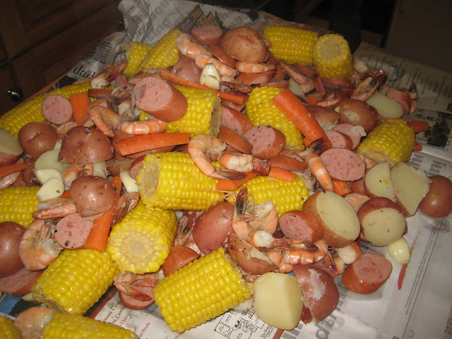Shrimp boil! | Flickr - Photo Sharing!
