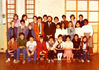 English school Vienna 1977