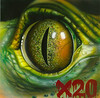20 Eyes by Julio Rodriguez SOLD