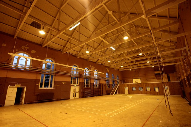Report Colchester Garrison Part 3 The Gym