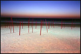 Image of Piriápolis. longexposure sunset film beach geotagged uruguay expired piriapolis maldonado ricoh500g c41 fujicolorsuperiaxtra400 geo:lon=55283761 geo:lat=34860845