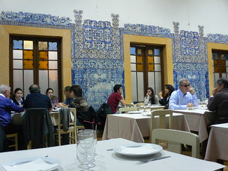 Restaurant at Casa do Alentejo