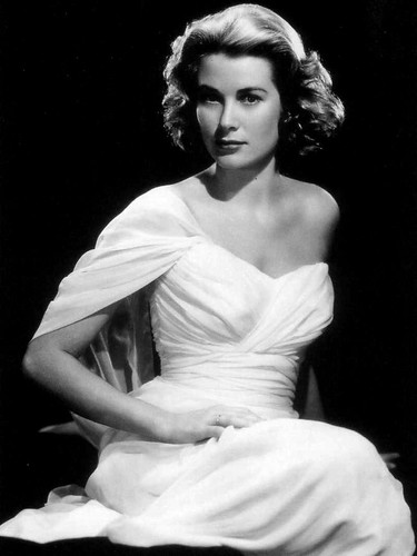 Grace Kelly - Head Shot