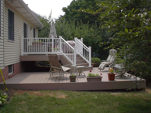 Multi Level Patio Decks : Multilevel Deck  Flickr  Photo Sharing!