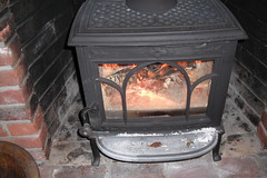 masonry oven, wood-burning stove, fireplace, stove, lighting, hearth,