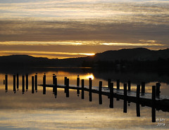 Coniston Sunset
