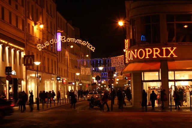 Rue du commerce 2eme jour des soldes paris xv flickr - Housse de couette rue du commerce ...