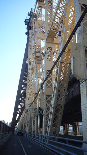 Queensboro Bridge ironwork