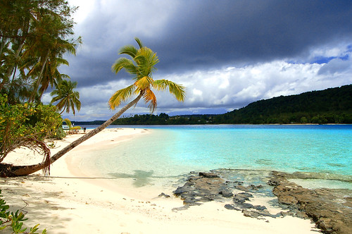 Another lovely Tongan beach scene