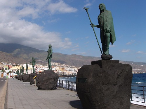 Guanche Menceys of Candelaria