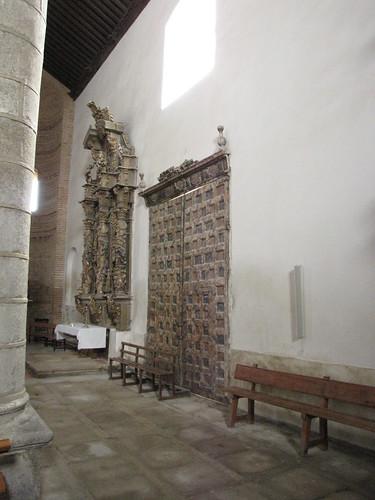 Iglesia de Nuestra Señora de la Concepción - Interior puerta
