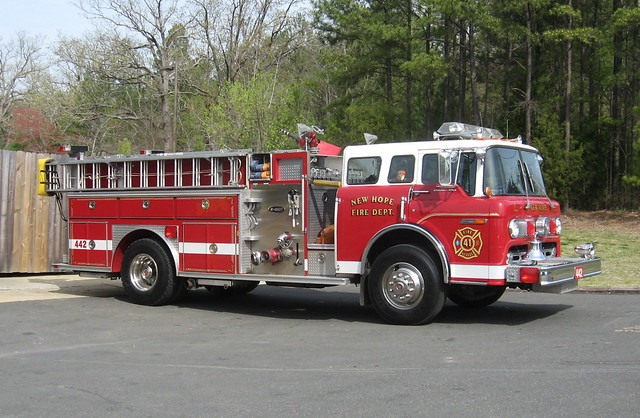 Ford C8000 New Hope Fire Dept Flickr Photo Sharing