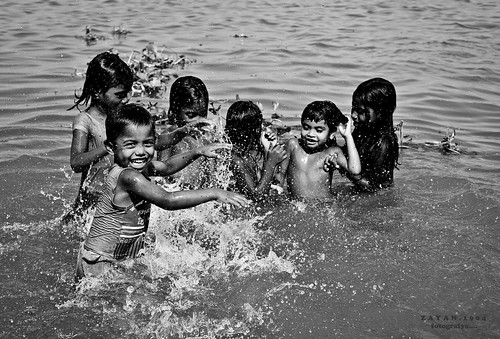 WaterPlay ~ জলকেলি