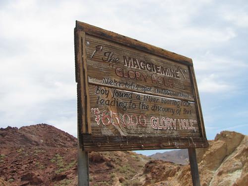 Maggie's Glory Hole