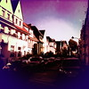 Goldener Oktober am Rhein