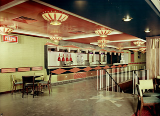 Mayfair Ballroom Newcastle - Fiesta Food Bar