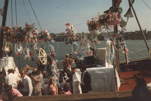 Fish Quay Festival North Shields, c1987