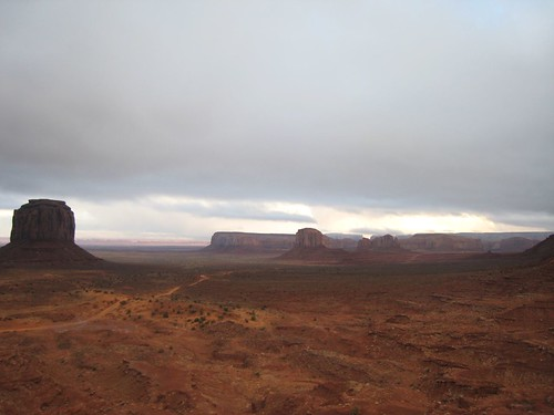 REZ, Monument Valley, Clouds, Arizona, Sout… IMG_1309