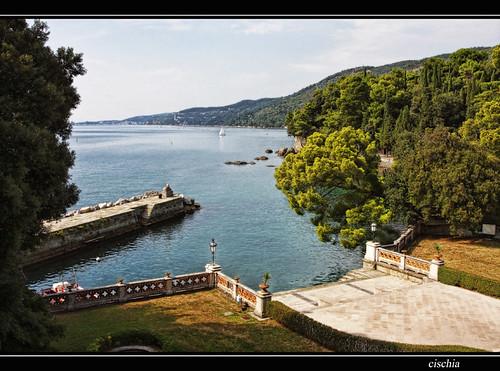italy castello miramare