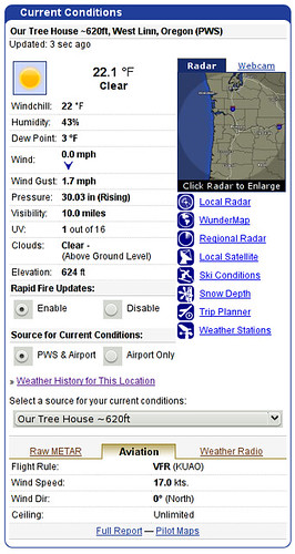 2009 12 07 wunderground cold weather conditions