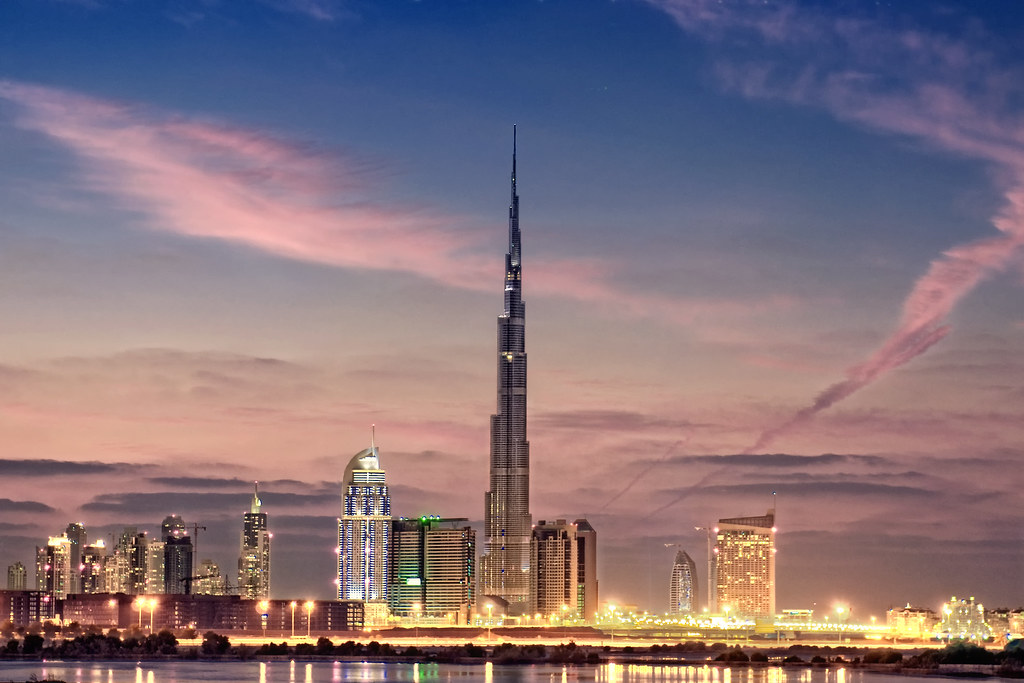 Dubai Landscape Hi Guys Still Can T See Anyone S Pics