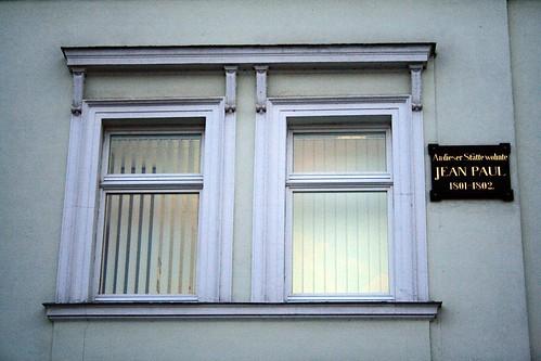 Jean Pauls Wohnhaus, Meiningen