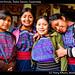 Marcia Lucia and friends, Todos Santos, Guatemala