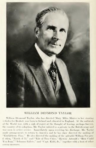 William Desmond Taylor photo