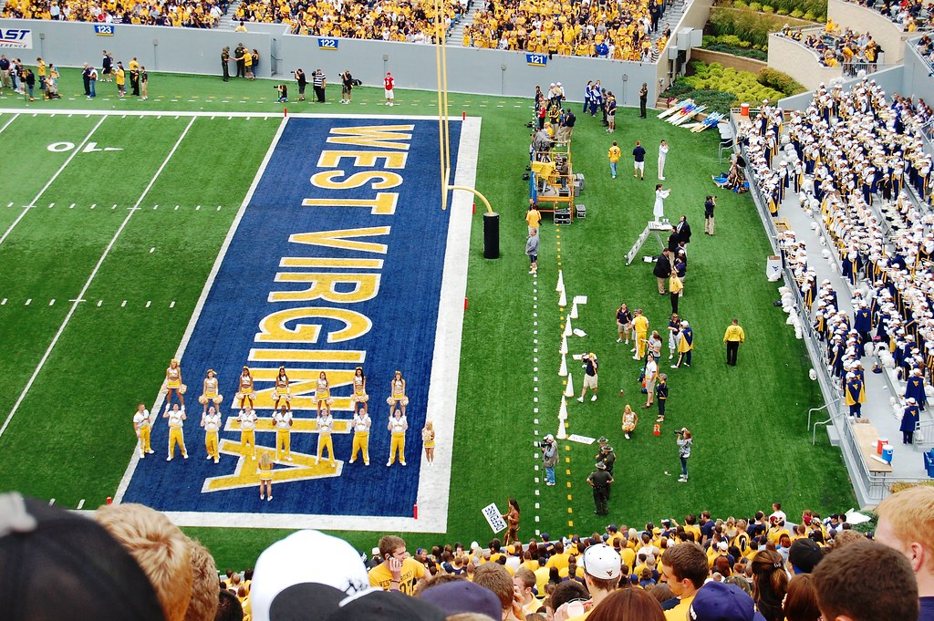 West Virginia University Game
