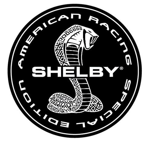 Shelby Cobra Logo Vector